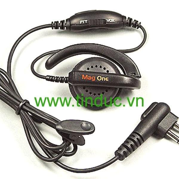 Earpiece MagOne with Mic/PTT/Vox PMLN4443A